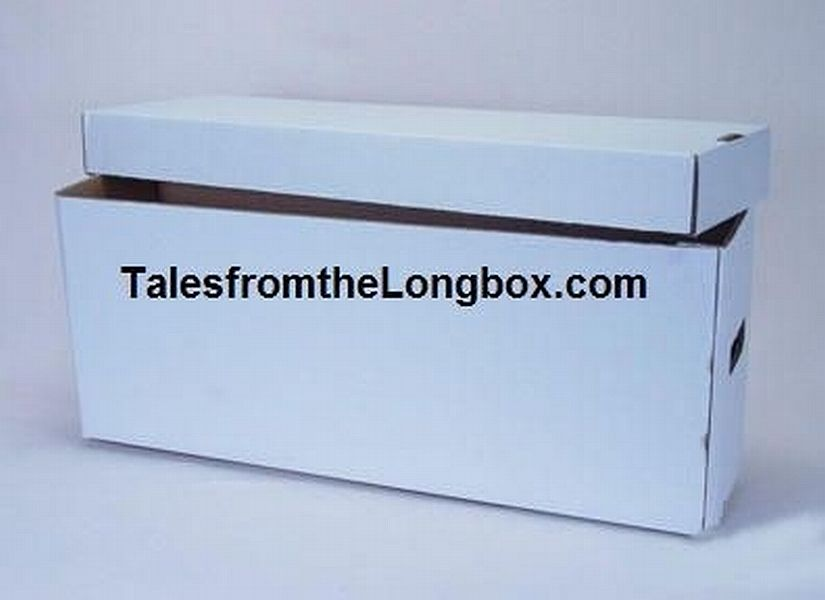 The Tales from  the Longbox Podcast